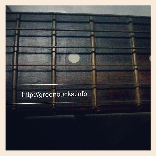 Bunso's Guitar