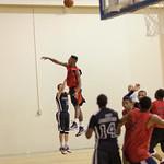 Pistons vs Believe Basketball