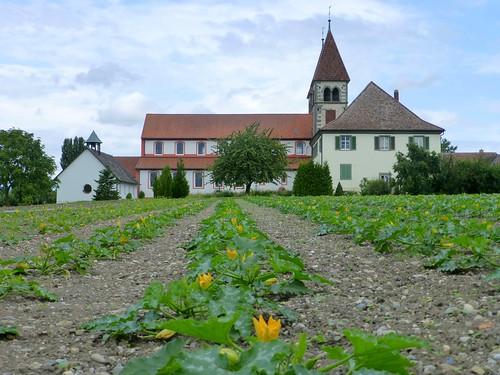 Insel Reichenau (St. Peter und Paul (Niederzell), Monastic island of Reichenau)