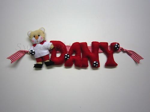 ♥♥♥ Dany... by sweetfelt \ ideias em feltro