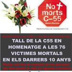 Tall: no més morts a la carretera C55 a manresa