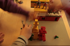 44. Mediaplay -Dragonblood in LEGO, figures, camera and later oploaded