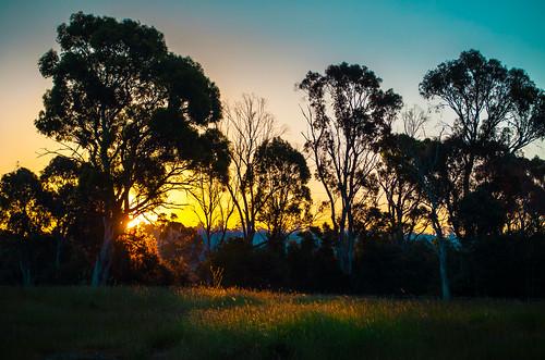 sunset nikon tasmania lightroom d5000