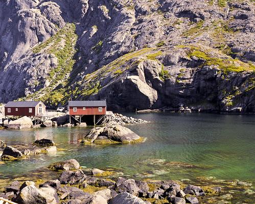 Lofoten Bay