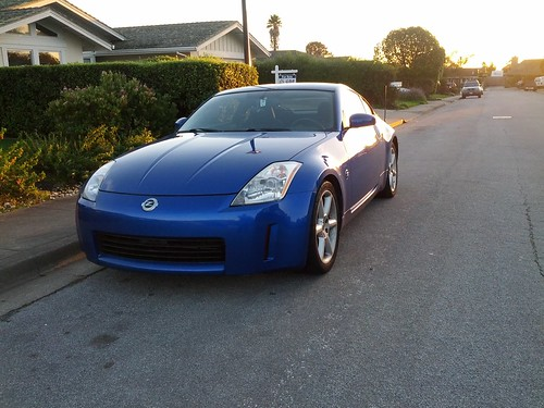 the last car photo of #project350z