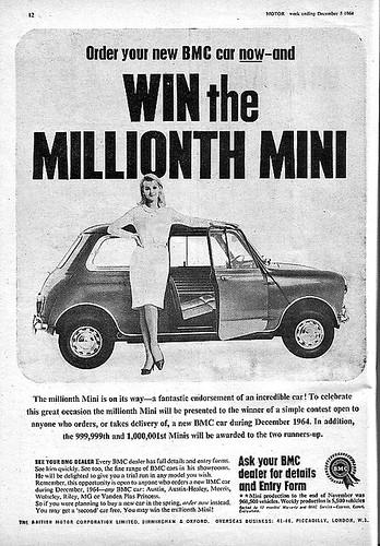 Millionth MINI AD