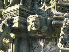 Detail, Holyrood Fountain