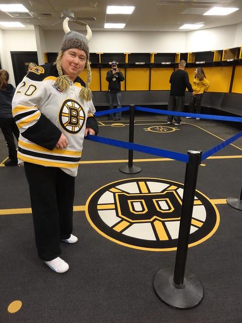 Boston Bruins Room Ideas