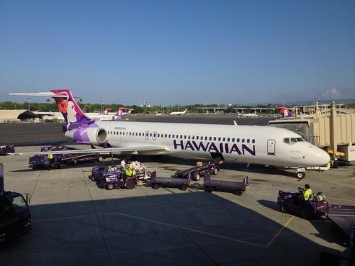 Hawaiian airways