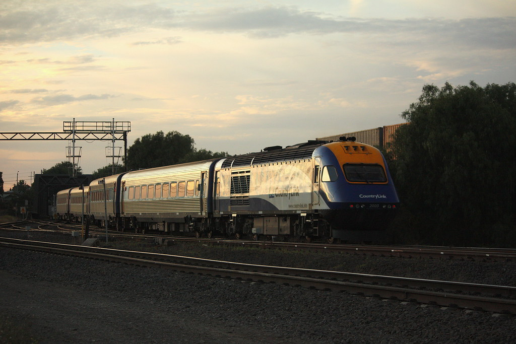 XPT about to get captured by LC501