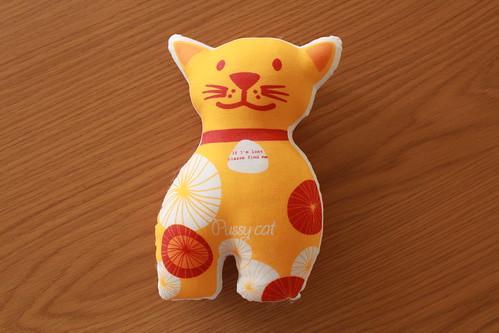 Saffron Craig cat