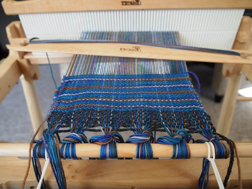 Weaving Started