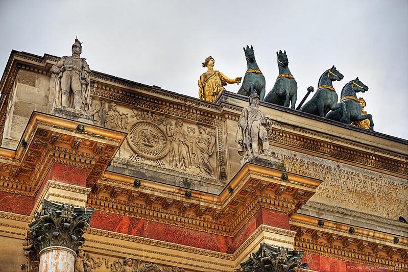 [architecture] Arc de Triomphe du Carrousel
