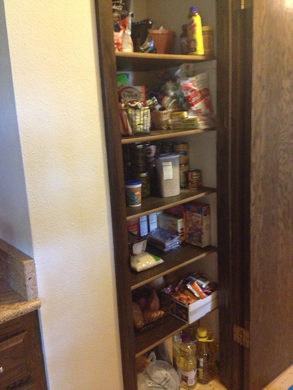 289 pantry cleaning