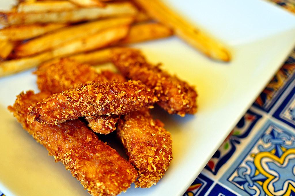 Cap'n Crunch Chicken