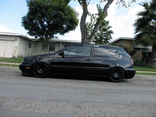VWVortex.com - * * * 1995 BLACK MK3 GTI VR6 * * * SLAMMED ...Vr6 Gti Slammed