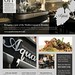 Ad design for Aqua Bar & Grill, Bromley