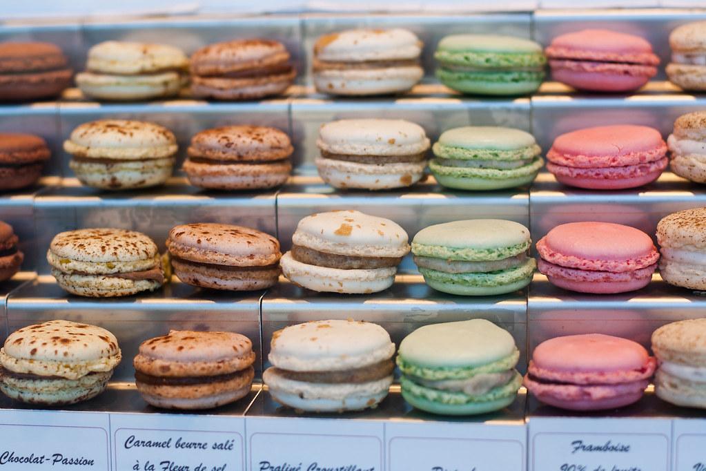 macarons França