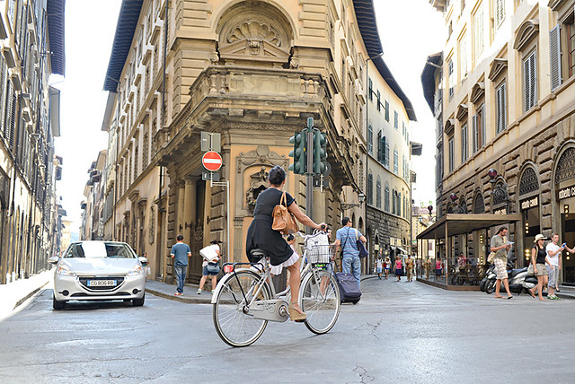 Florence Firenza Cycle Chic