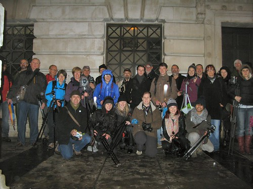 4am Project Photographers in Nottingham November 2012