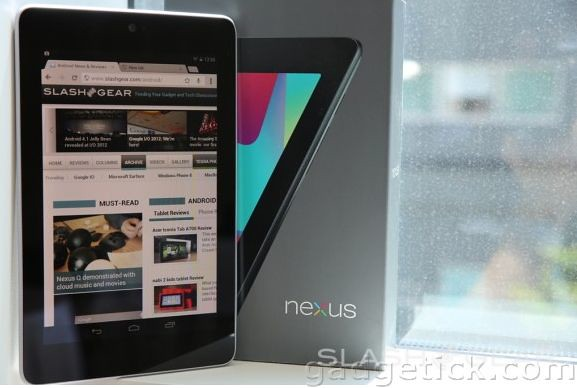 Nexus 7 и Galaxy Nexus Android 4.2.1