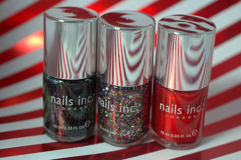 Pretty Polishes: nails inc. The After Party trio
