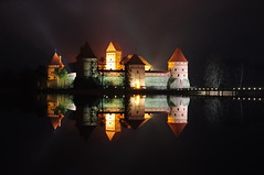 Burg in Trakai