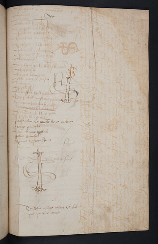 Manuscript notes in Columella, Lucius Junius Moderatus: De re rustica lib. X