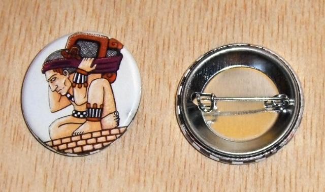 Badge Maya