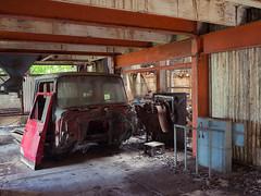 Gunthorpes Sugar Factory, Antigua, 2012