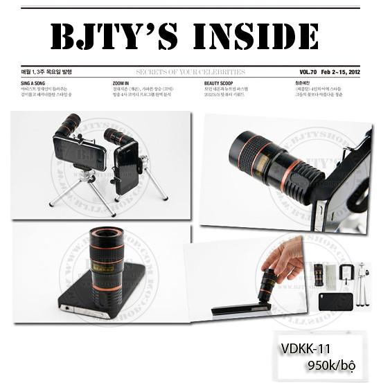 Thiet bi thay doi giong noi cho DTDD Laptop Ong kinh macro lens