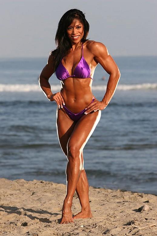 ... Sarcev-asian fitness models-asian fitness model-asian fitness women