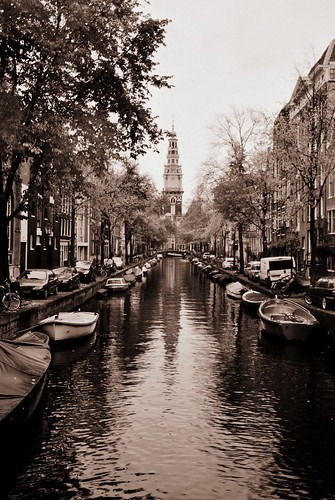 Amsterdam - cinemascope