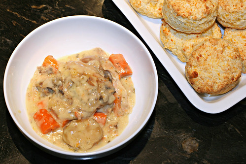 Crockpot Country Chicken Stew