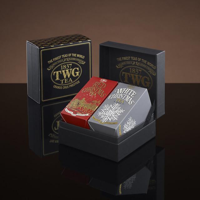 TWG teas