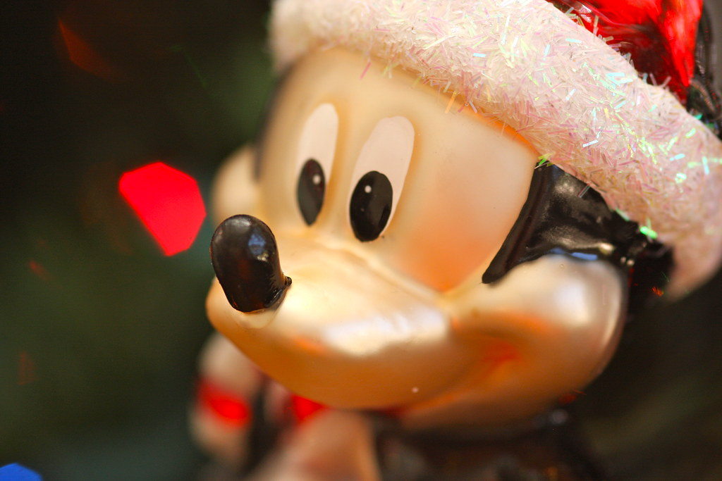 Christmas decorations - Mickey Mouse