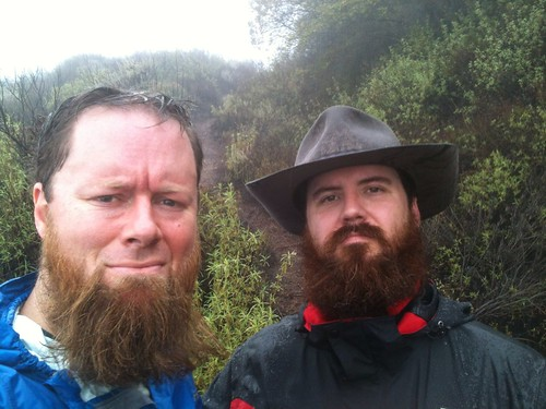 Two Beards to the Wind
