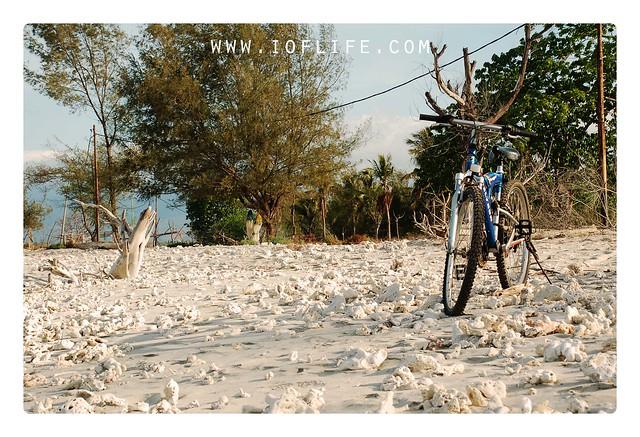 Sepeda di gili