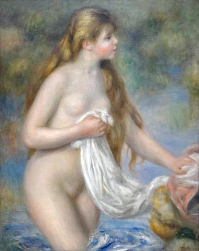 Auguste Renoir (musée de l'Orangerie, Paris)