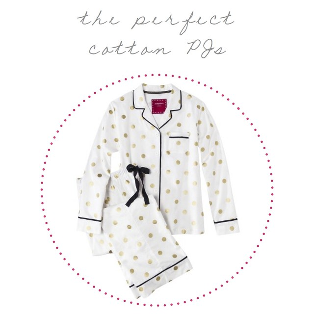 the perfect pjs