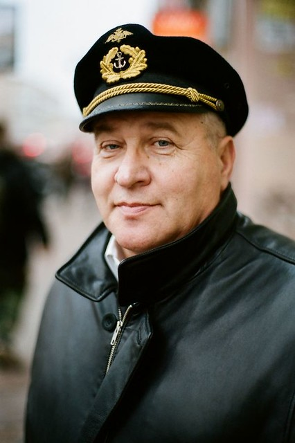 Portrait of my father (Папа)