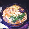 海鲜泡菜锅