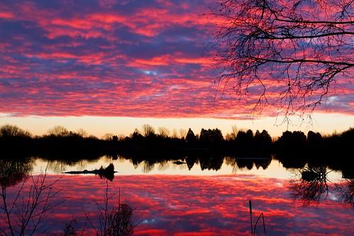 winter sunrise cirencesteruk orientationlandscape