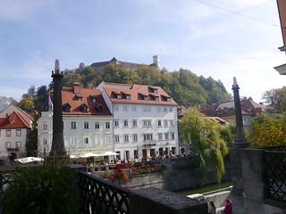 Ljubljana River walk
