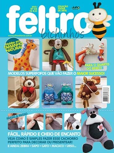 Coleção Toque de Arte -  Julho Editorial by edilmarasantiago