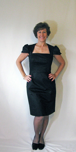 Black dress final version