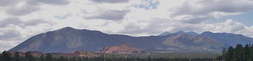 Mount Elden, Flagstaff, AZ. Image credit Cujo359.