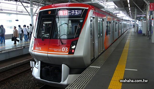 東急6000