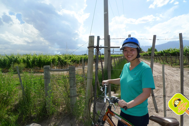 mendoza biking