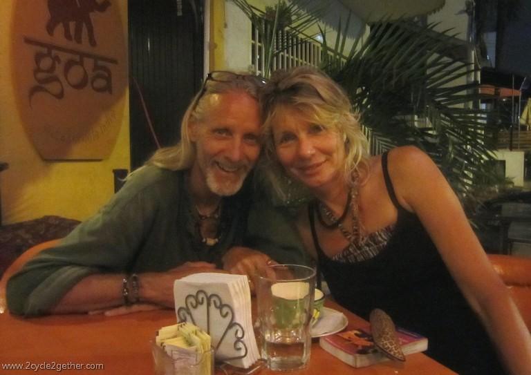 James & Margit